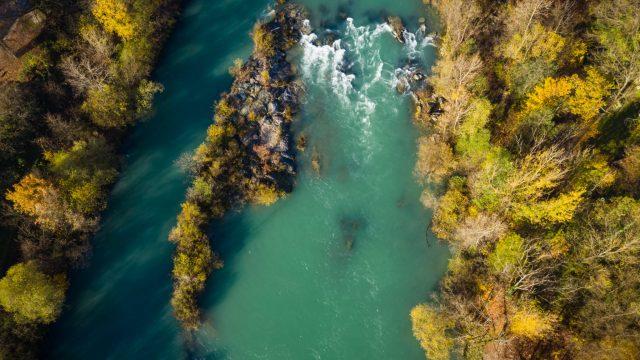 Poziv za ohranitev reke Save brez (novih) HE