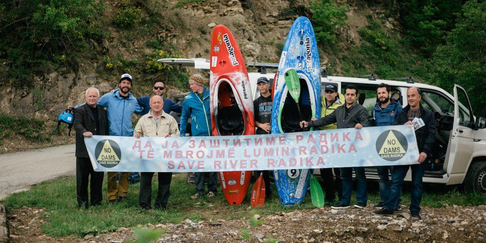 Uspešna zgodba o boju proti HE iz Balkana